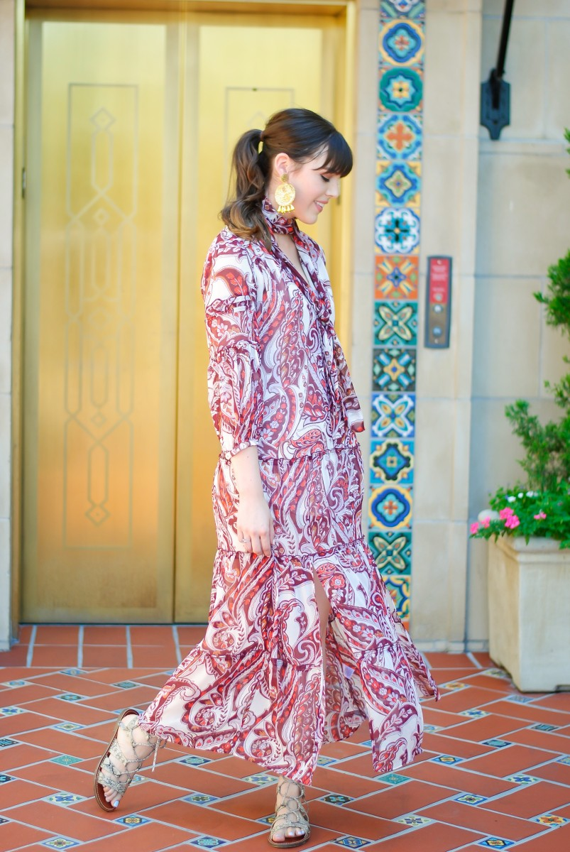 The Perfect Summer Maxi Dress