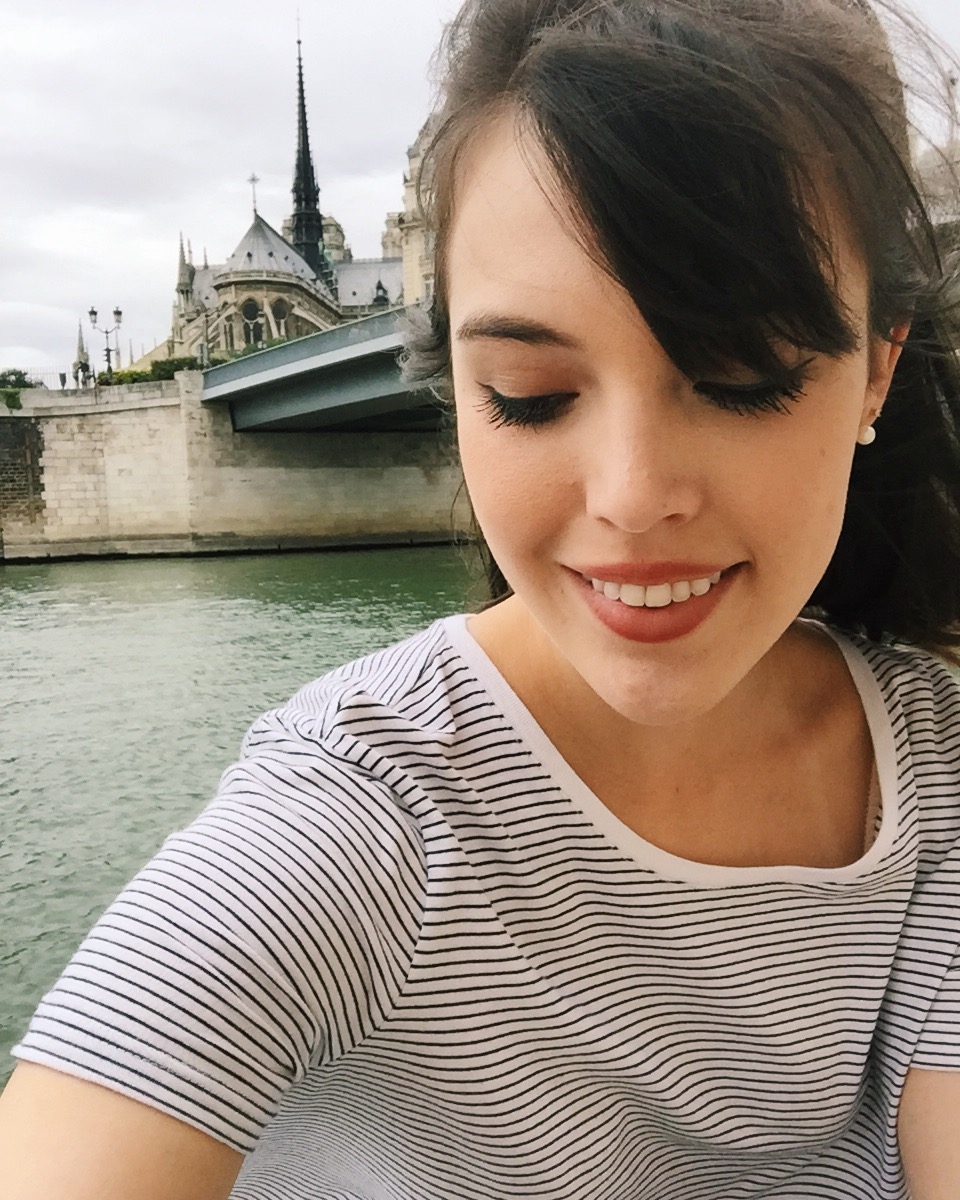 My Daily Makeup Routine – Paris Edition
