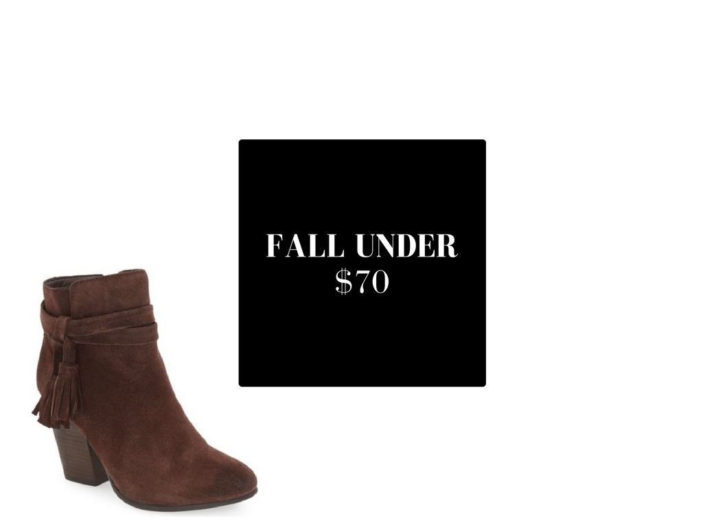 FALL UNDER