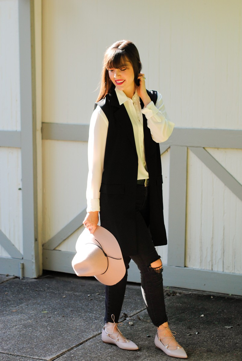 A Fall Essential: The Sleeveless Vest