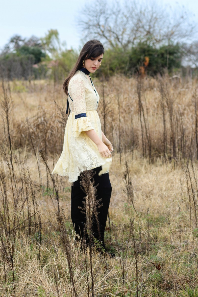 A Boho New Years Outfit