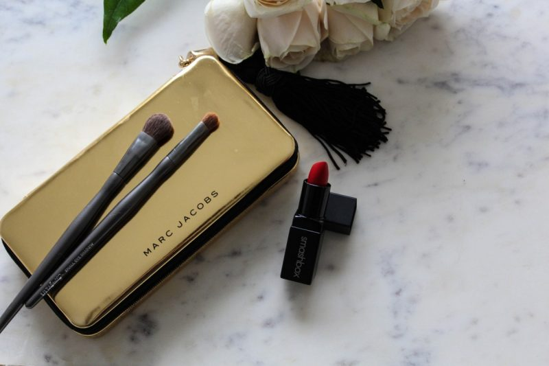 Fashion blogger Ashley Deatherage of Never WIthout Lipstick tells how to prep for a Girl's Night Out