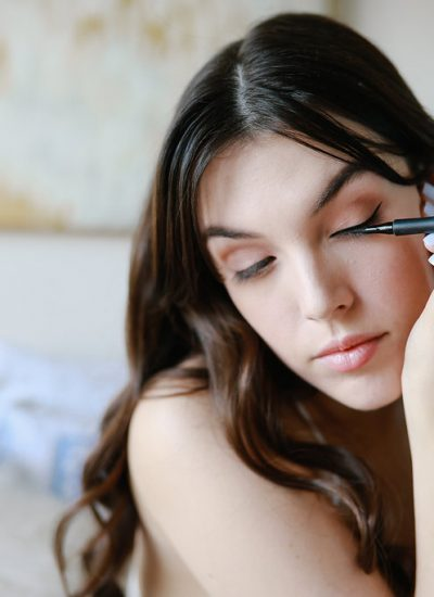 How To Do a Wing-Tip Eyeliner