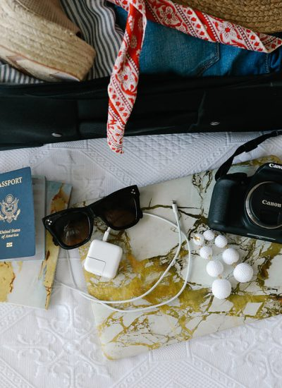 What I Pack: Carry-On Travel