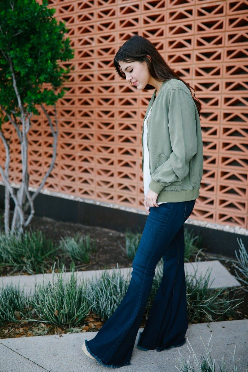 My Style Inspiration/Never Without Lipstick/style inspiration, outfit insp, outfit inspiration, ootd, ootd inspo, wiw, wiw pics, summer 2017 pinterest fashion, spring 2017 pinterest fashion, summer outfit, flare jeans, flare jeans outfit, bomber jacket, bomber jacket outfit, green bomber jacket, austin texas