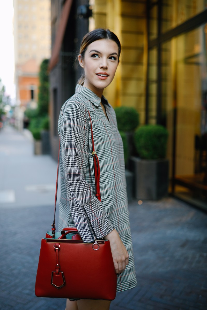 Style blogger Ashley Deatherage of Never WIthout Lipstick shares five fall trends that you can easily and realistically add to your wardrobe | fall fashion 2017, fall fashion trends, fall fashion casual, fall fashion work, fall fashion color trends, fall outfit ideas