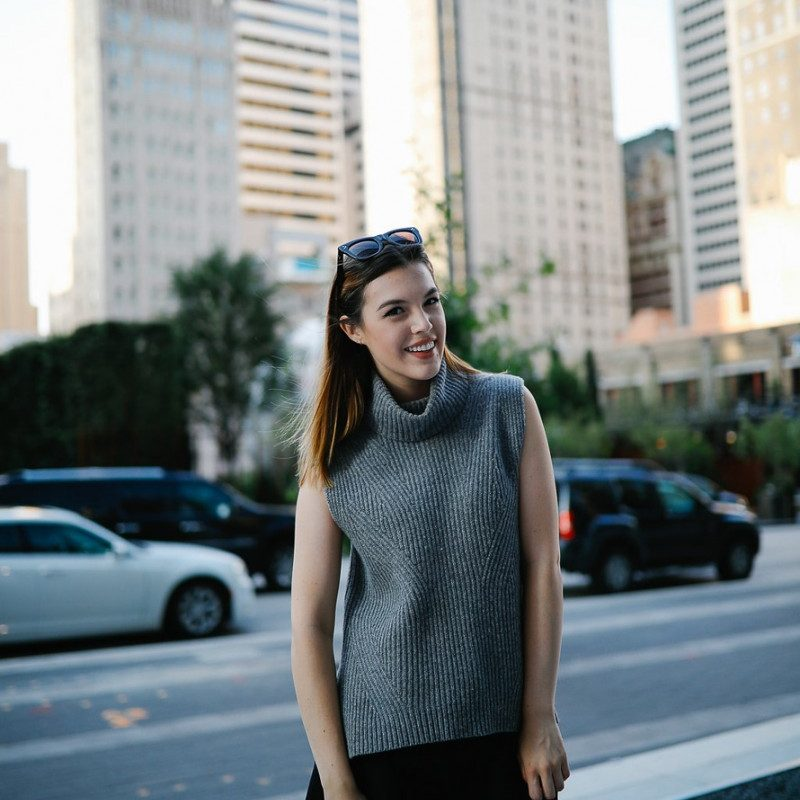 Fall Workwear Outfit | Day 3