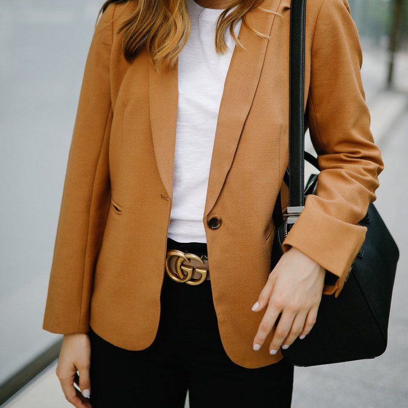 Fall Workwear Outfit | Day 2