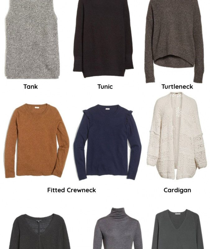 Ultimate Guide to Sweater Shopping