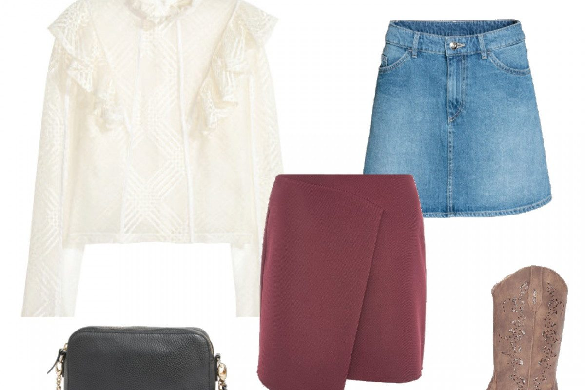 What to Wear | Texas/OU Weekend Outfits