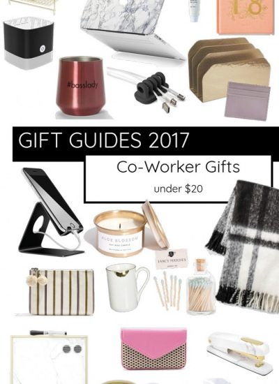 20 Co-Worker Gift Ideas under $20