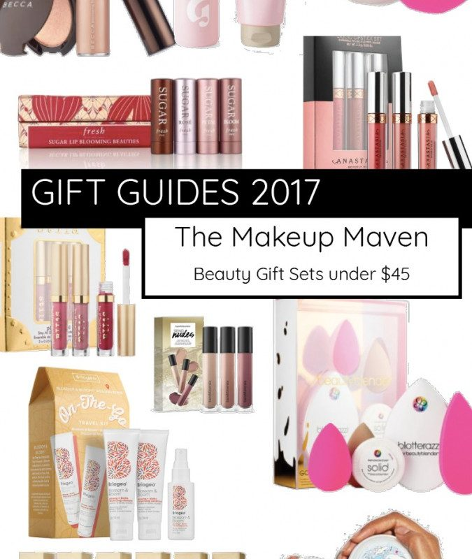 Best Beauty Gift Sets under $45