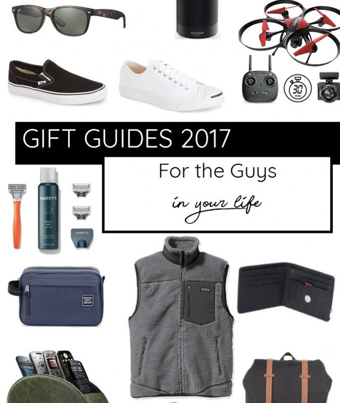 Gifts for Him | A Complete Gift Guide for the Guys in Your Life
