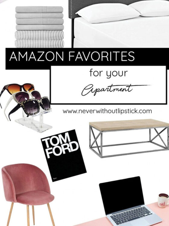 19 Amazon Favorites for Your Apartment