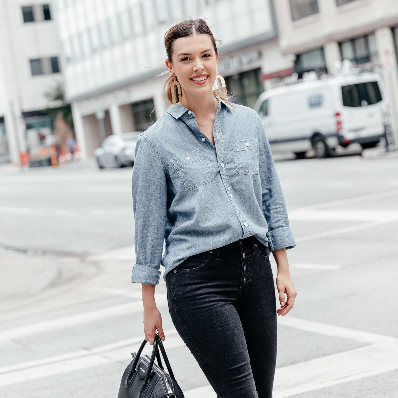 5 Easy Fall Work Outfits