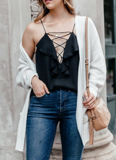 5 Cute Summer to Fall Outfits to Have On Repeat