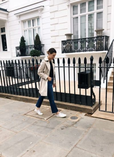 London and Ireland Itinerary + What I Wore