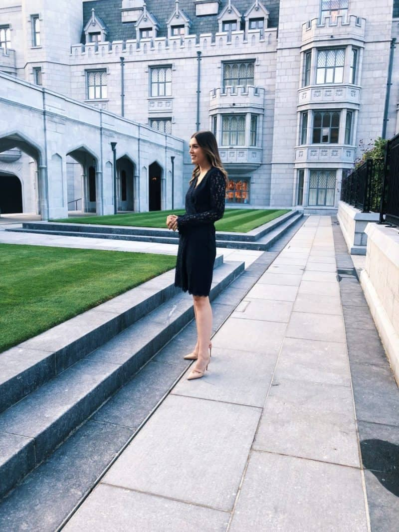   London and Ireland Itinerary featured by popular Dallas travel blogger, Never Without Lipstick