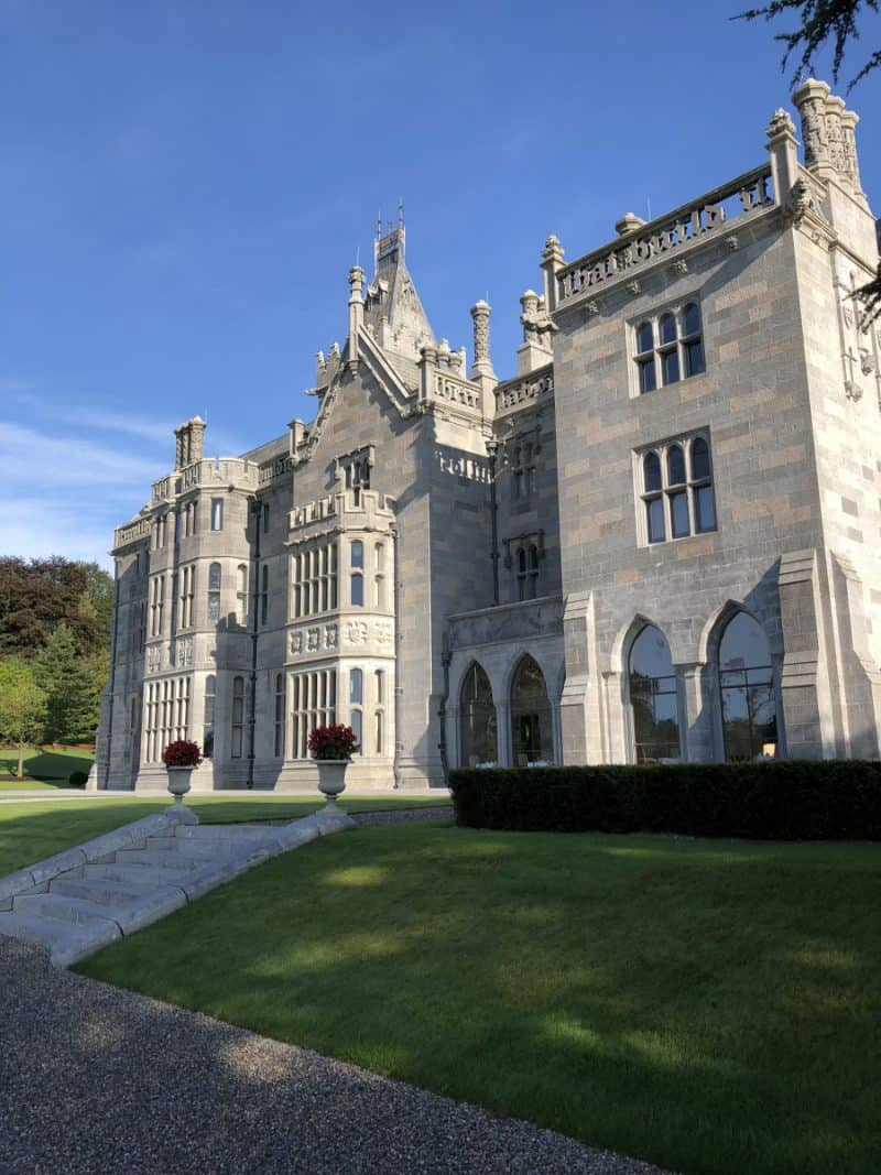   London and Ireland Itinerary featured by popular Dallas travel blogger, Never Without Lipstick: Adare Manor