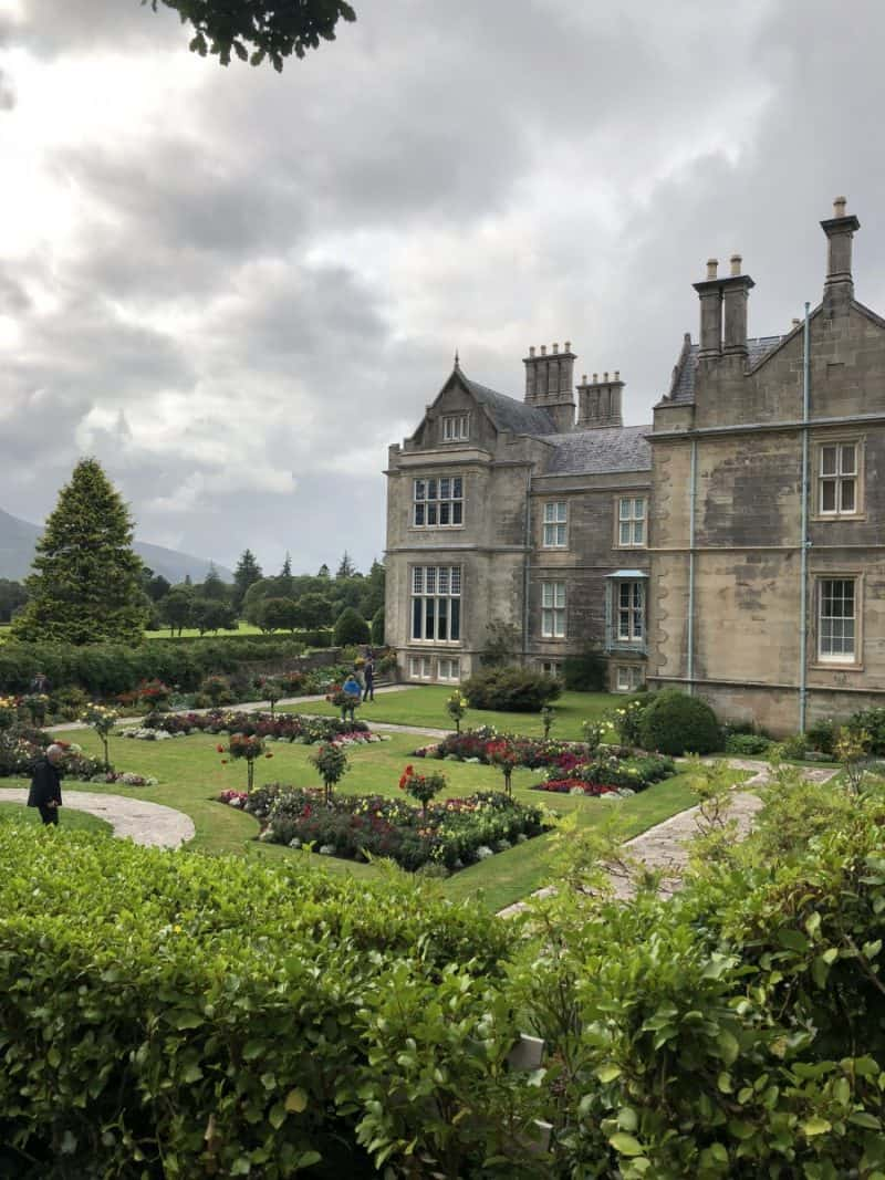   London and Ireland Itinerary featured by popular Dallas travel blogger, Never Without Lipstick: Muckross House