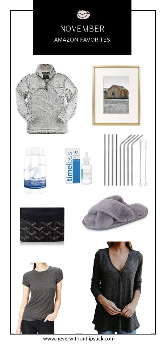 amazon things to buy on, amazon finds, amazon clothes, amazon beauty, amazon fashion | Amazon Favorites featured by top Dallas fashion blog, Never Without Lipstick