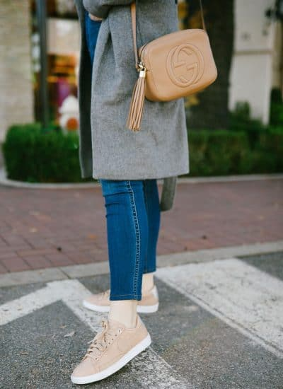 How to Style Sneakers for Winter
