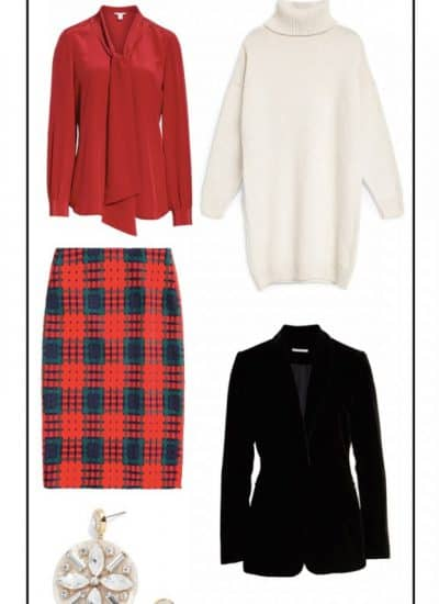 What to Wear to a Holiday Office Party: 10 Must-Have Pieces