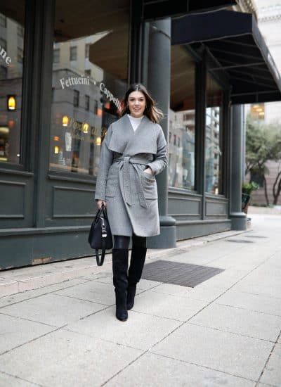 10 Winter Work to Weekend Clothing Outfit Ideas