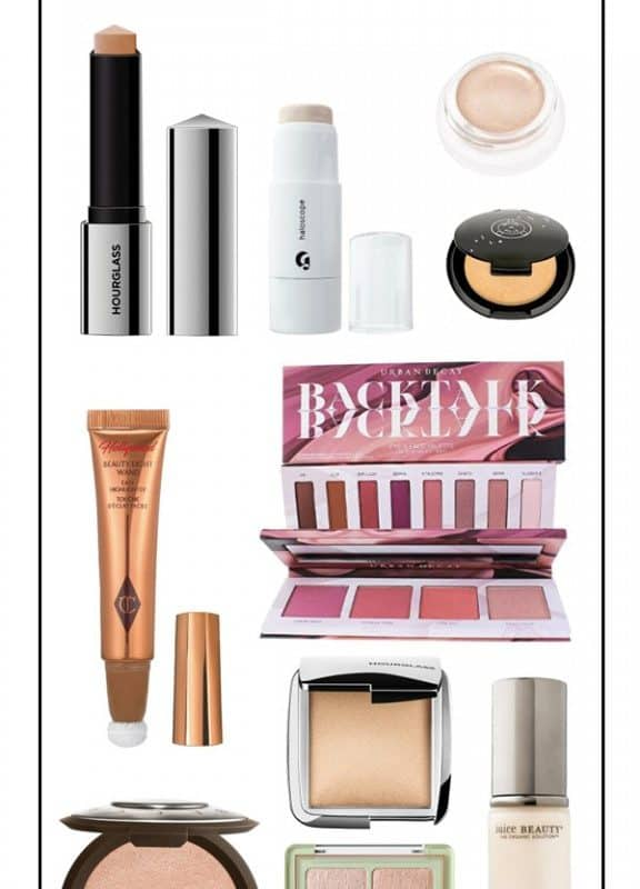 cruelty free makeup, cruelty free highlighters, highlighter makeup how to apply, cream highlighter, becca highlighter