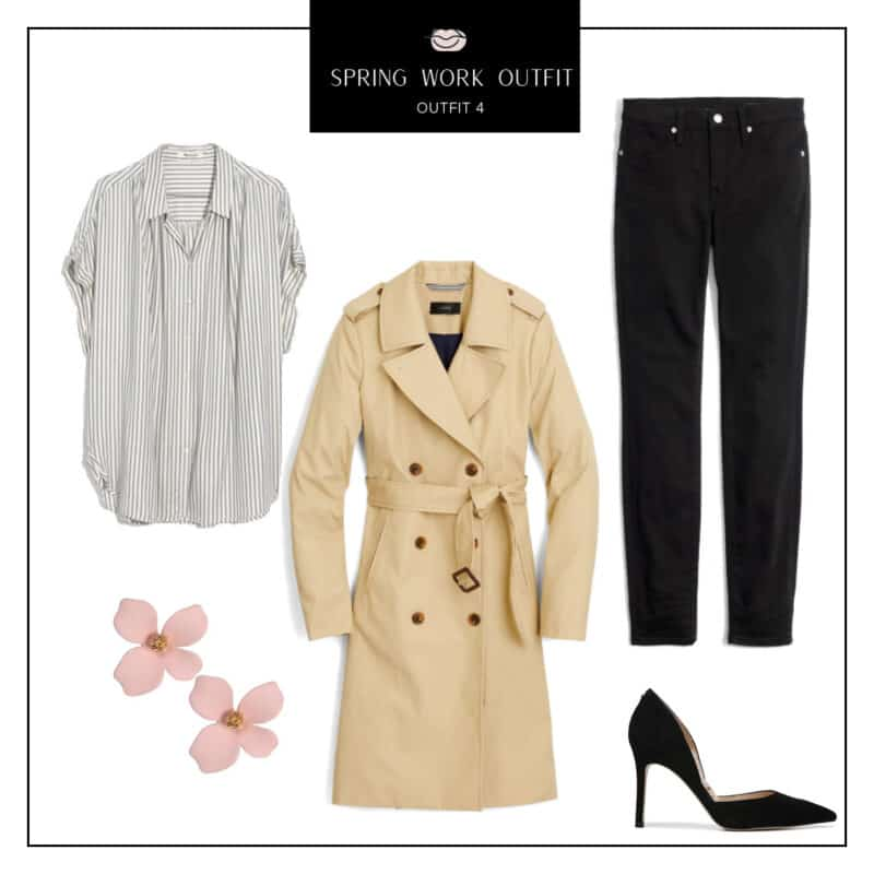 spring work outfit ideas