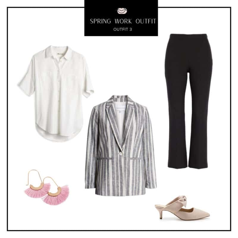 spring work outfit ideas, business casual spring work outfit, classy spring work outfit