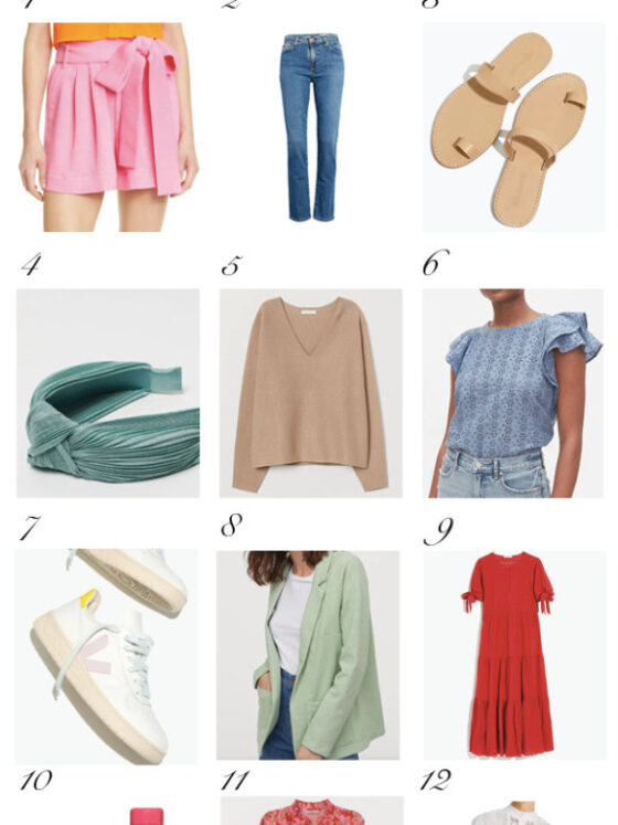 What to Wear in Dallas for Spring, a style guide featured by top Dallas fashion blog, Never Without Lipstick